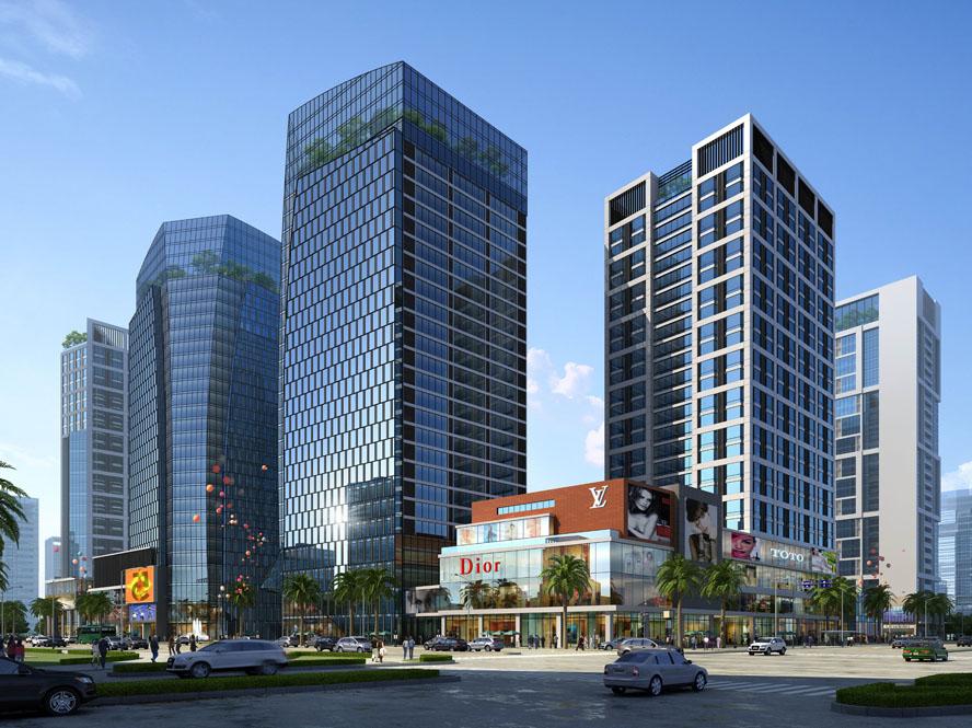 广佛智城国际电商采购中心