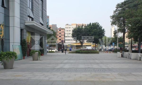 合生骏景广场
